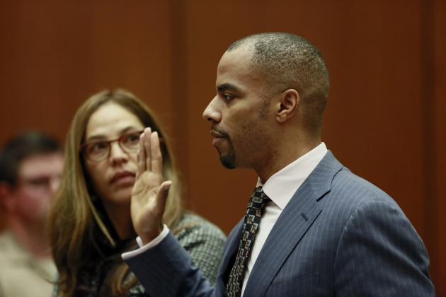 Darren Sharper Likely to Serve 15-20 Years in Prison in Rape, Drug Case