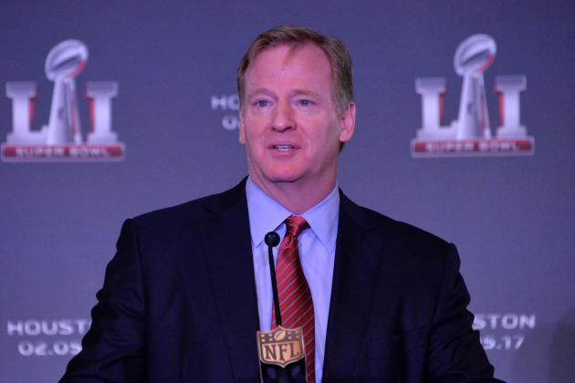 NFL Competition Committee Announces Rule Changes for 2016 Season