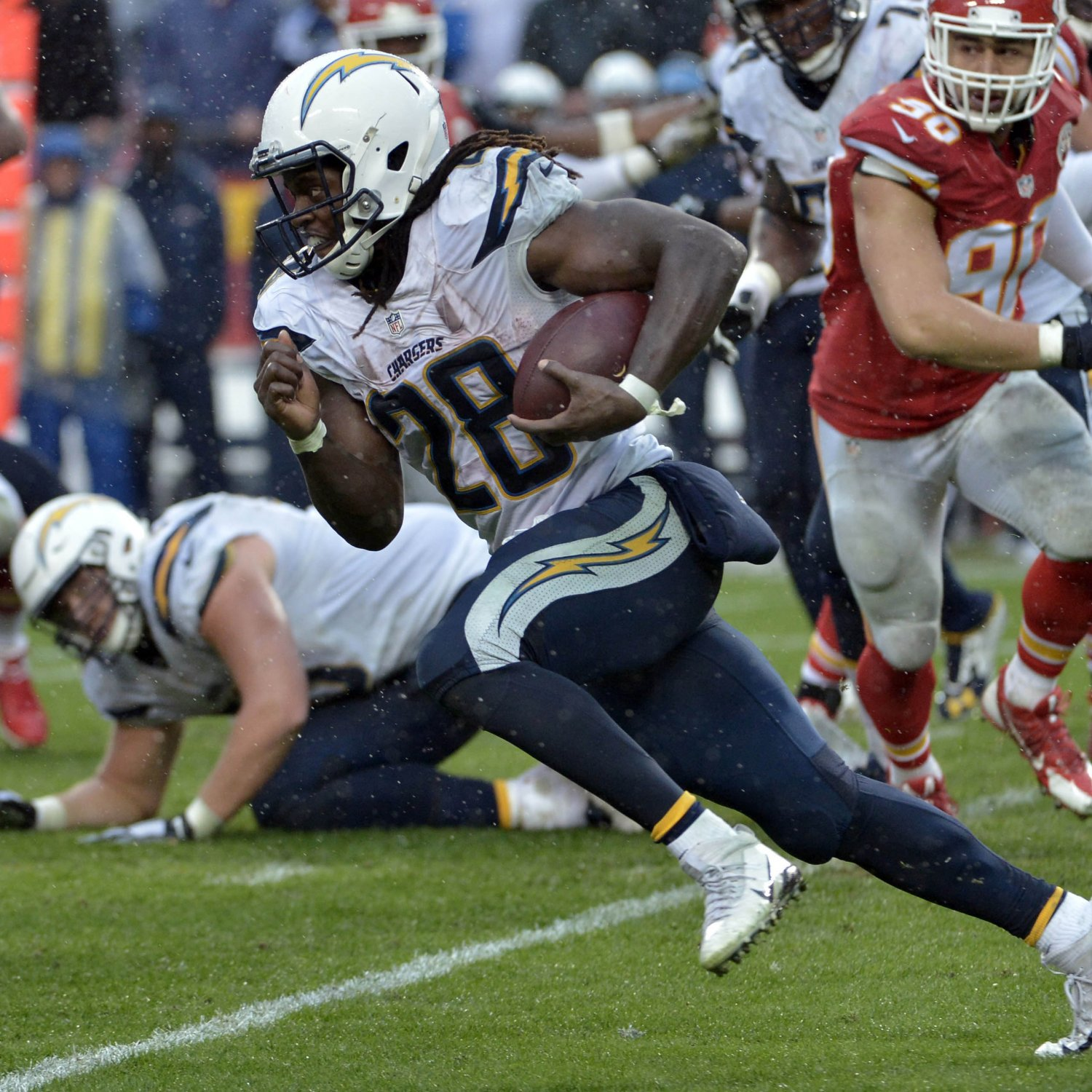 Which Sophomore NFL Running Backs Will Make the Biggest ...