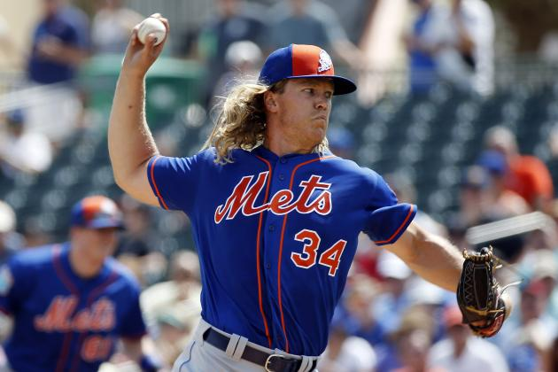 Noah Syndergaard Could Become Best of Mets' Pitching Stars in 2016