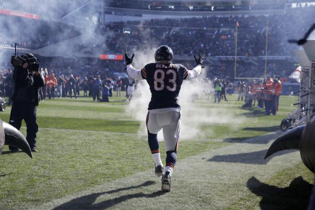What Martellus Bennett Trade Means for New England Patriots Offense