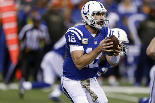 Andrew Luck Contract: Latest News, Rumors on QB's Negotiations with Colts