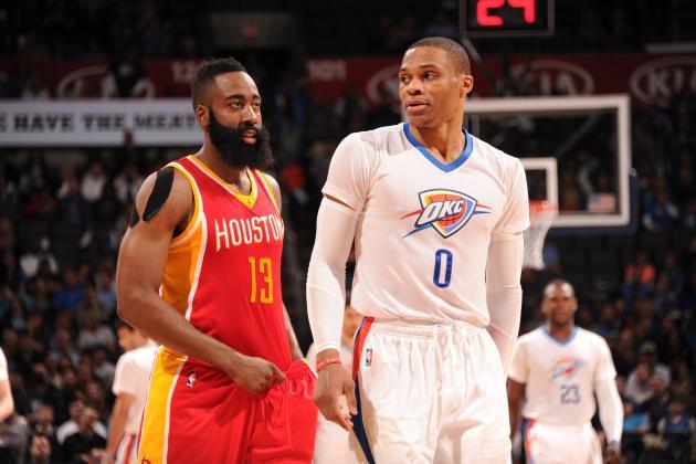 Houston Rockets vs. OKC Thunder: Live Score, Highlights and Reaction