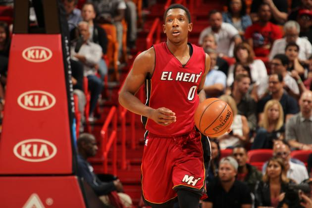Miami Heat Find Yet Another Hidden Gem with Josh Richardson