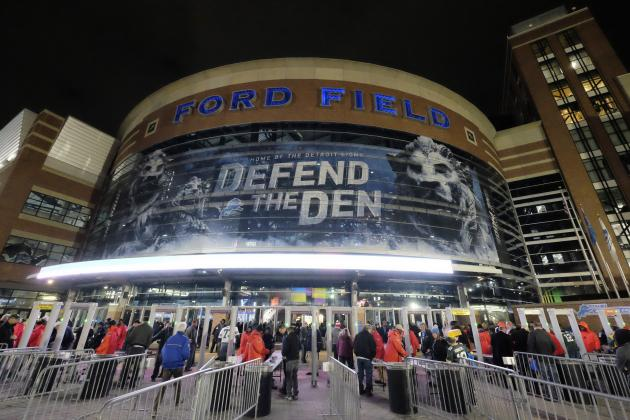 Michigan to Hold Practice at Ford Field: Latest Comments, Reaction