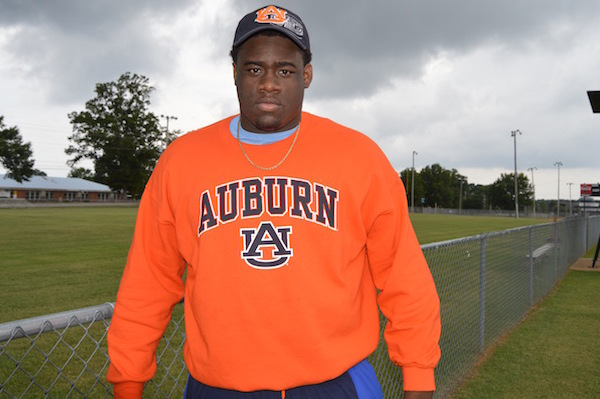Auburn Football Signee Brodarious Hamm Diagnosed with Cancer
