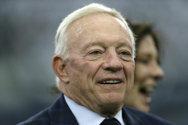 Jerry Jones Comments on Relationship Between Playing Football and CTE