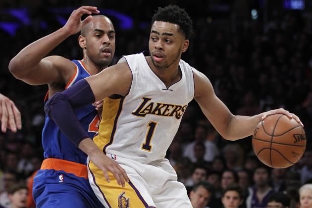 D'Angelo Russell Injury: Updates on Lakers Guard's Ankle and Return