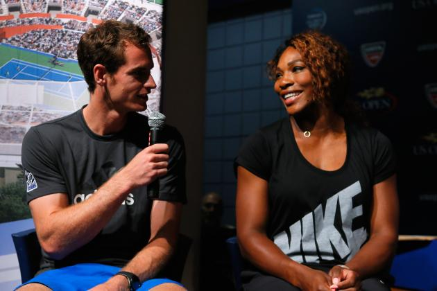 Serena Williams, Andy Murray Respond to Novak Djokovic over Equal Pay Dispute