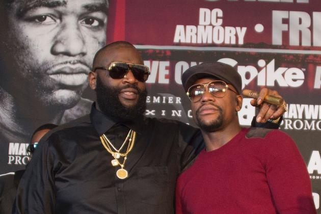 Adrien Broner Hits Back at Floyd Mayweather After Criticism of Walmart Video