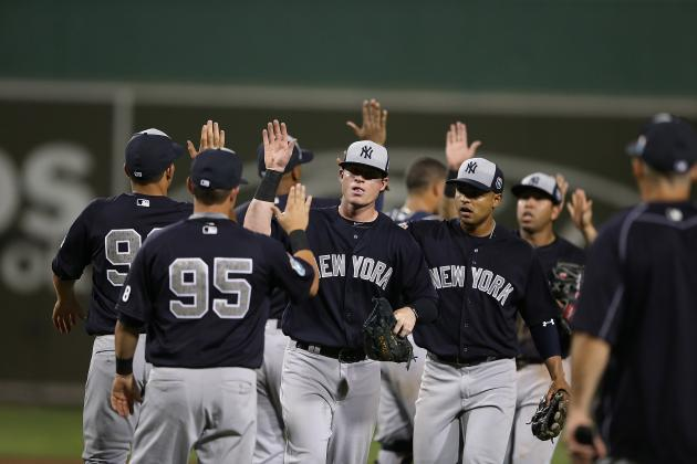 Yankees, Dodgers, Red Sox Top Forbes' Most Valuable MLB Teams
