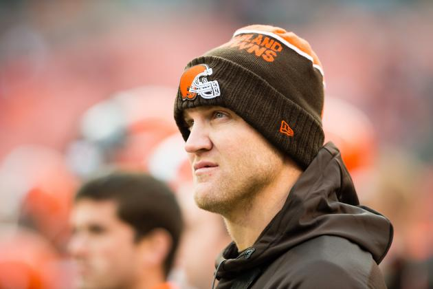 Josh McCown: Latest News, Rumors, Speculation on Browns QB's Future