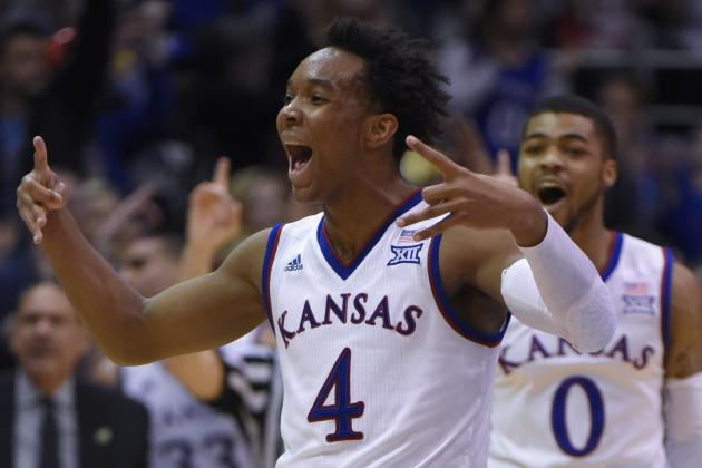 Thanks to Strong Women in His Life, Kansas' Devonte' Graham Becoming a Star