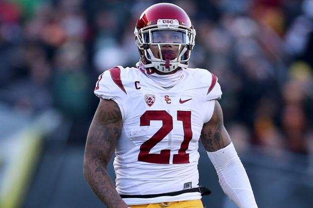 USC Pro Day 2016: Recap, Results for Su'a Cravens, Cody Kessler and More