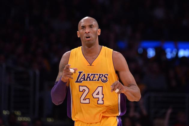 Kobe Bryant Says Michael Jordan Was Best Competitor He's Ever Played Against