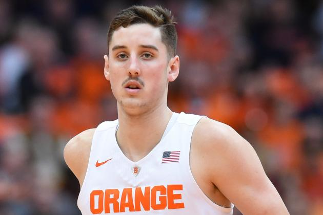 Syracuse Frosh Tyler Lydon Is a Small-Town Goofball with a Big-Time Game