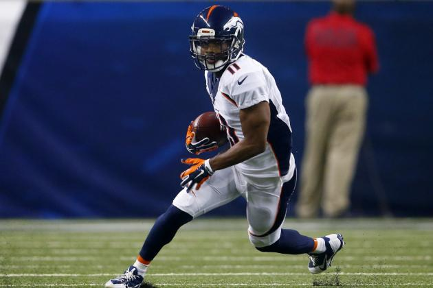 Jordan Norwood Re-Signs with Broncos: Contract Details, Comments, Reaction