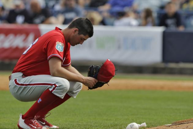 Mark Appel Finally at Peace with No. 1 Pick Burden, Fighting for MLB Future