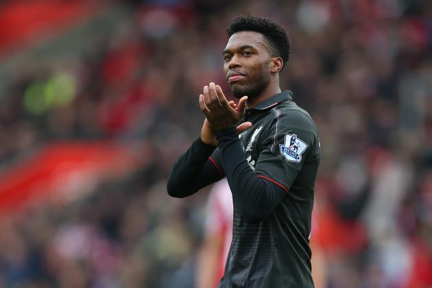 Liverpool Transfer News: Latest on Daniel Sturridge and Top Reds Rumours