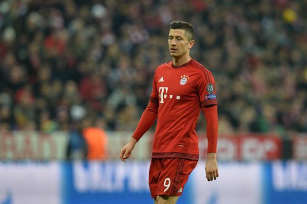Real Madrid Transfer News: Robert Lewandowski, James Rodriguez, Top Rumours