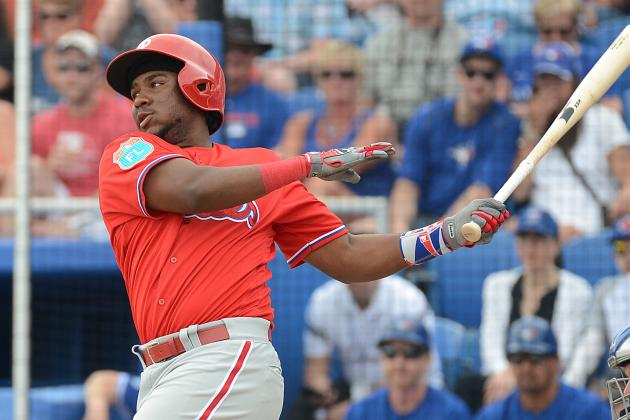 Maikel Franco's Monstrous Spring Signals MLB's Next Big Hitting Star Has Arrived