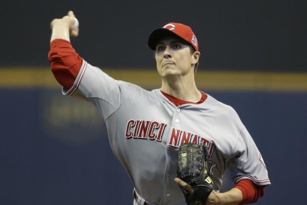 Homer Bailey Injury: Updates on Reds SP's Recovery from Tommy John Surgery