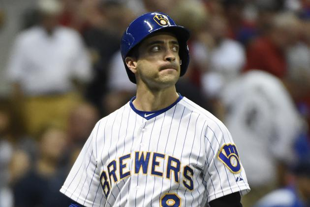 Ryan Braun Injury: Updates on Brewers Star's Back and Return
