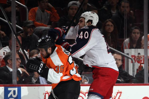 Jared Boll Suspended for Hit on Pierre-Edouard Bellemare: Comments, Reaction