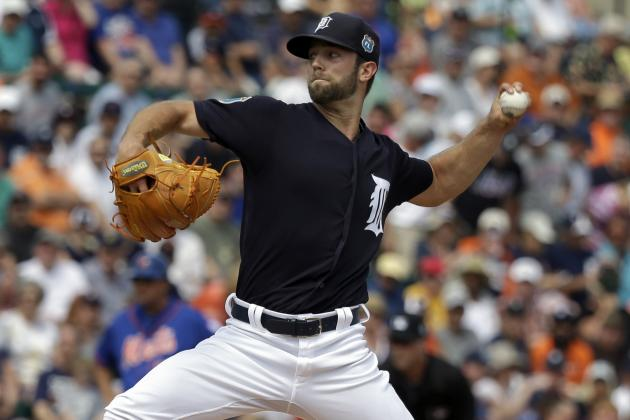 Daniel Norris Injury: Updates on Tigers P's Back and Return