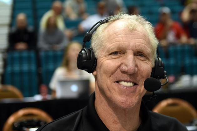 Bill Walton Says He Had Suicidal Thoughts After Last Back Injury