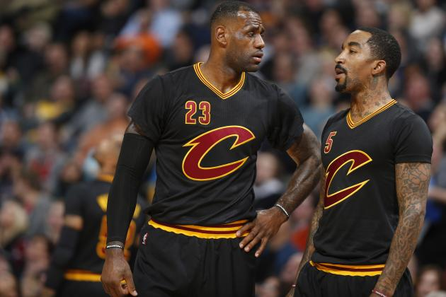 J.R. Smith Comments on Playing for Potential Superteam Featuring LeBron James