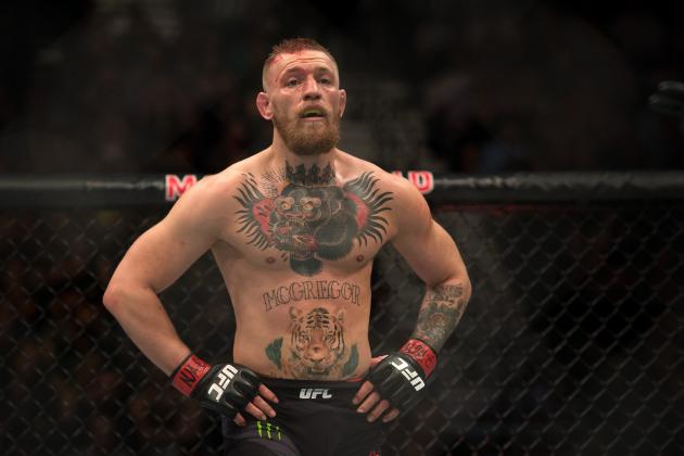 Conor McGregor v Frankie Edgar Would Be 'Huge' at UFC New York Event, Says Coach