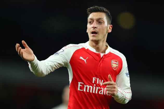 Arsenal Transfer News: Mesut Ozil, 3-Man Barcelona Swap Reported, Latest Rumours