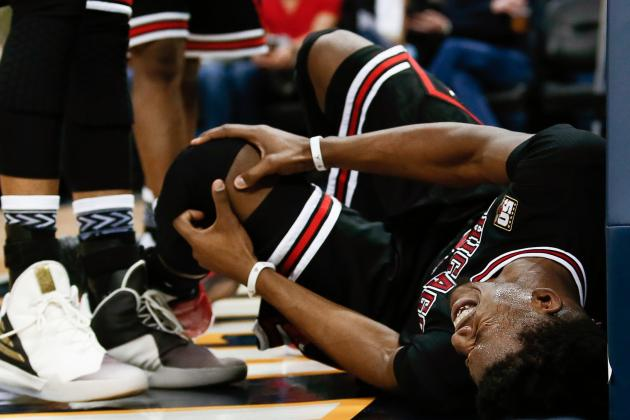 Jimmy Butler Discusses Potentially Needing Offseason Knee Surgery