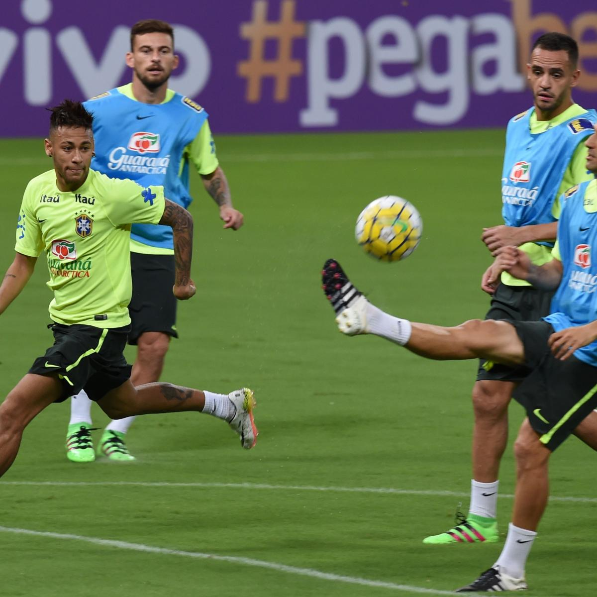 Brazil Vs. Uruguay: Live Score, Highlights From World Cup