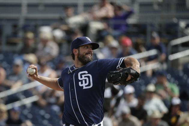 James Shields Trade Rumors: Latest News, Speculation Surrounding Padres SP