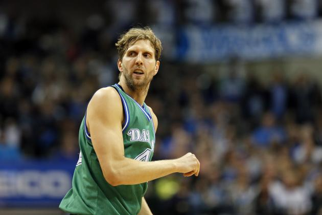 Dirk Nowitzki Comments on Future with Mavericks