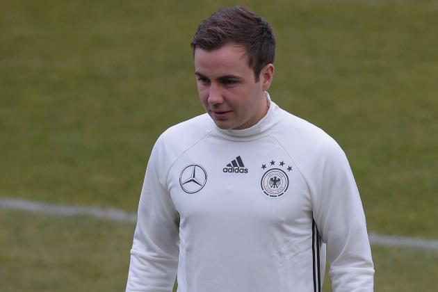 Liverpool Transfer News: Mario Gotze Latest, Jonas Hector Comments on Rumours