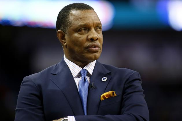 Dell Demps, Pelicans GM, Denies Reported Friction with Head Coach Alvin Gentry