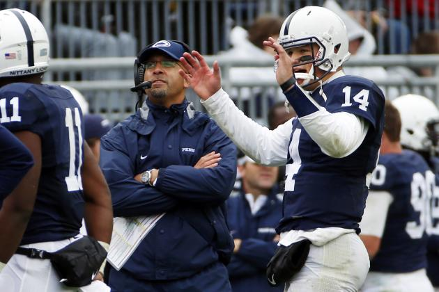 Christian Hackenberg Reportedly Blamed Decline on Penn State HC James Franklin