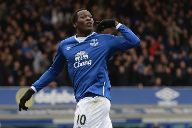 Manchester United Transfer News: Romelu Lukaku's Father Wants Move, Top Rumours
