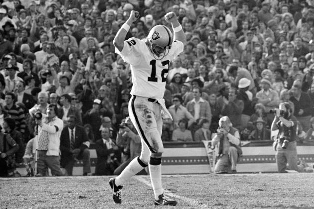 Ken Stabler's CTE Diagnosis Prompts Former Raiders to Donate Brains for Research