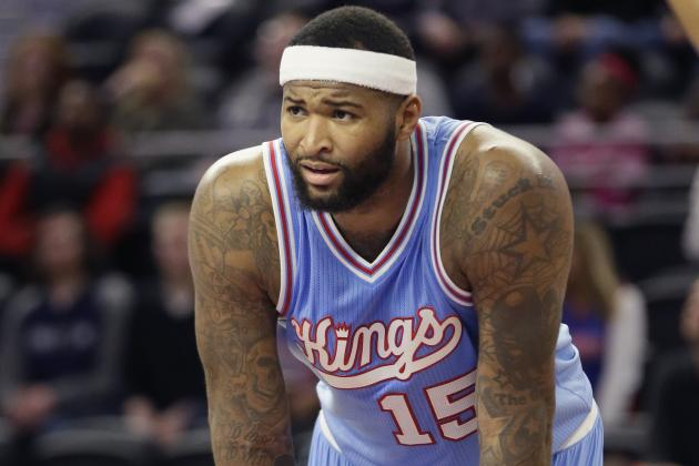 DeMarcus Cousins Comments on Potential Foot Surgery, Team USA Status