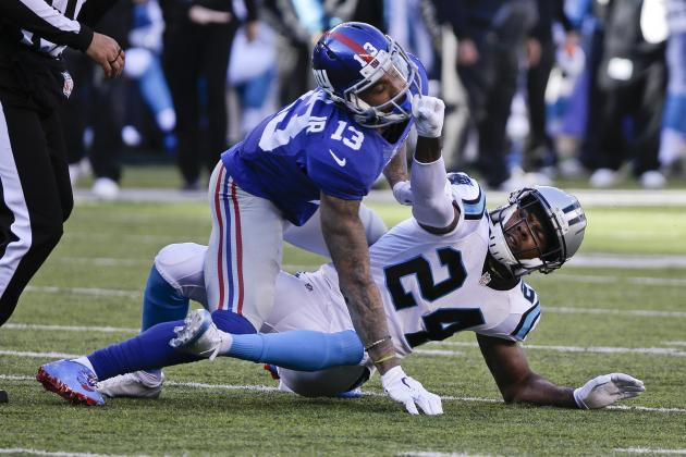 Odell Beckham Jr., Josh Norman Take Their Beef from the Field to Twitter