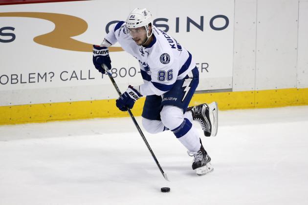 Nikita Kucherov Injury: Updates on Lightning Wing's Lower Body and Return