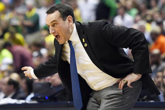 Krzyzewski's Apology After Caught Lying Another Sign He's Changing for the Worse