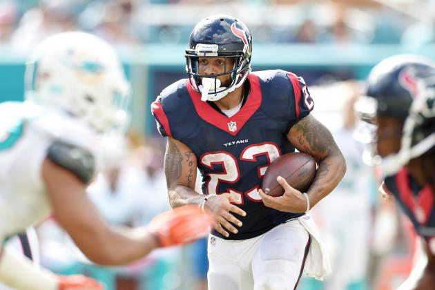 If Healthy, Arian Foster Could Be Free-Agent Steal Heading into 2016