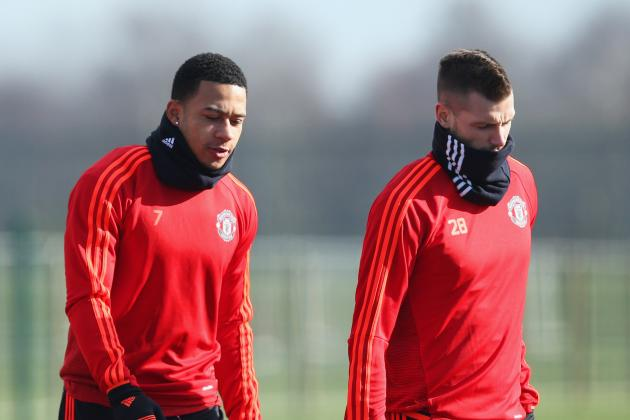 Manchester United Transfer News: Memphis Depay, Morgan Schneiderlin Exit Rumours