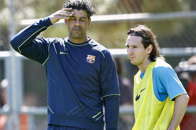 Lionel Messi Says Frank Rijkaard Has Been the Most Important Coach in His Career