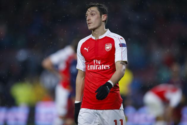 Mesut Ozil Speaks on Arsenal's Transfer Business, Premier League Title Hopes